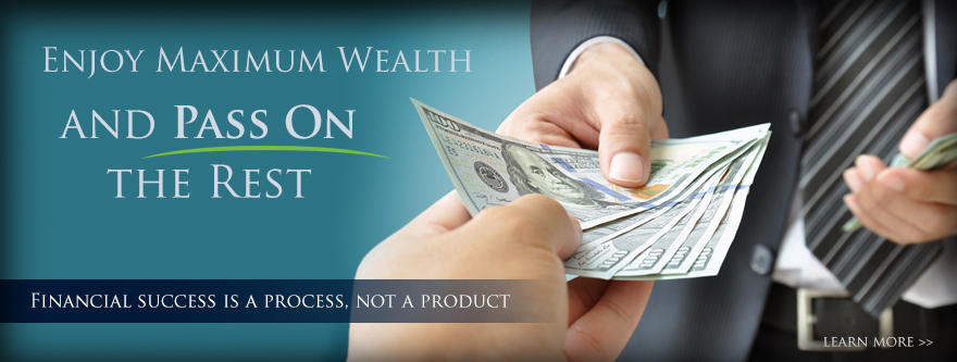 Enjoy Wealth Efficiently